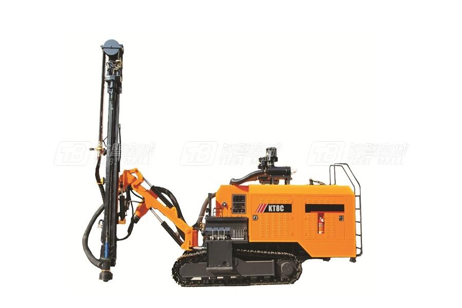开山KT8C一体式露天潜孔钻车