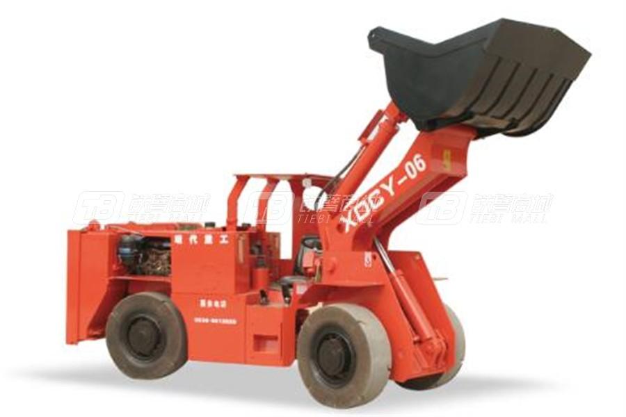 现代重工XDCY-06铲运机