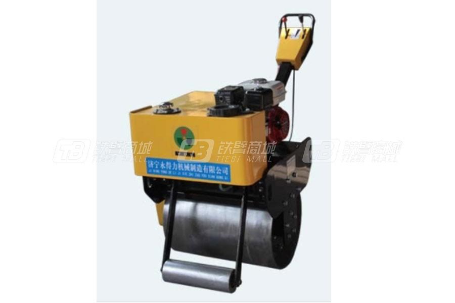 永得力YDL-YLS600手扶式单轮小型压路机