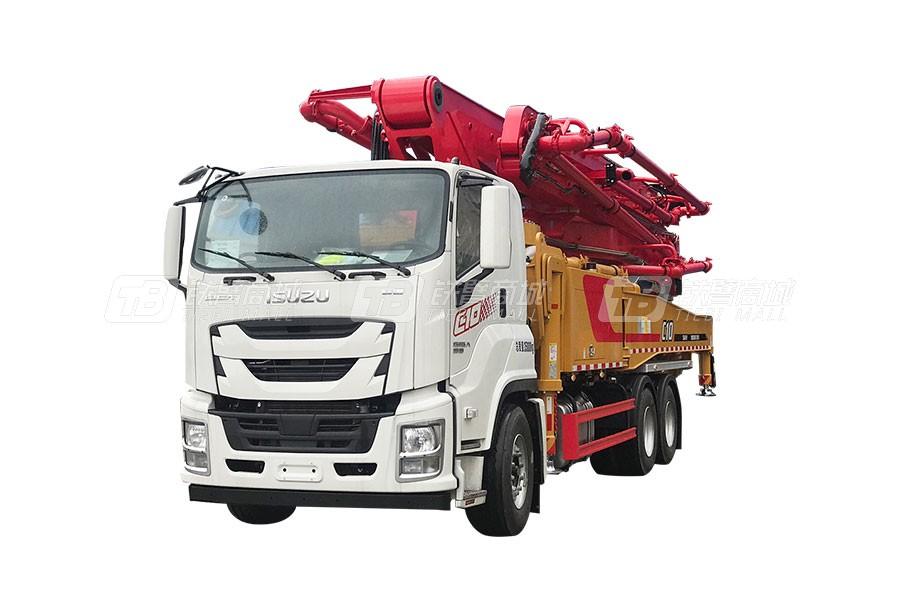 三一SYM5356THB 520C-10混凝土泵车
