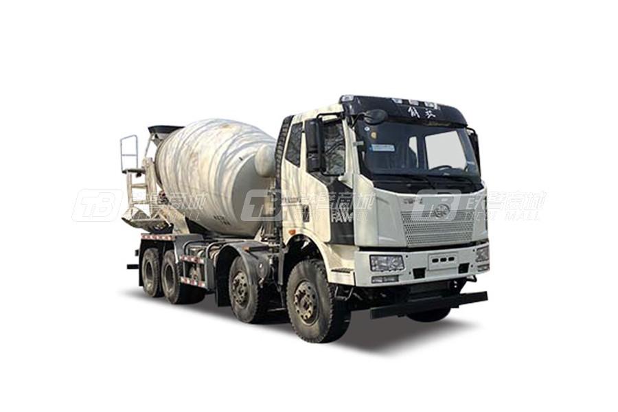 凌宇汽车CLY5315GJB29E6混凝土搅拌运输车