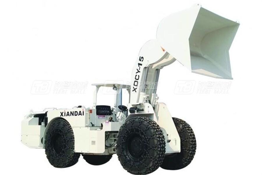 现代重工XDCY-15(短型)铲运机