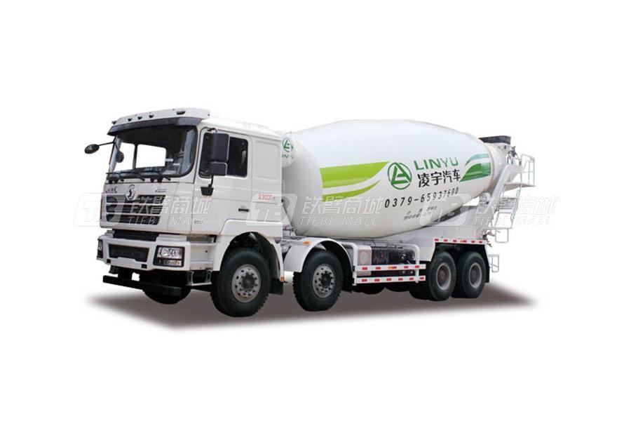 凌宇汽车CLY5314GJB36E5混凝土搅拌运输车