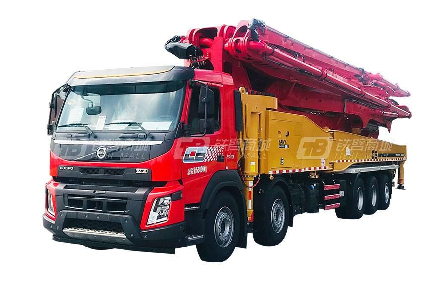 三一SYM5535THB620C-8混凝土泵车