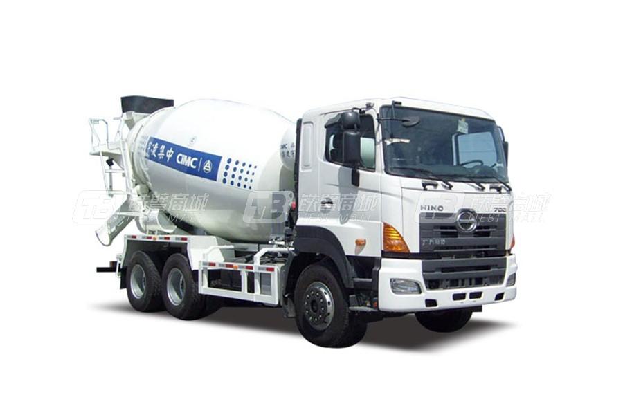 凌宇汽车CLY5250GJBYCE5B混凝土搅拌运输车