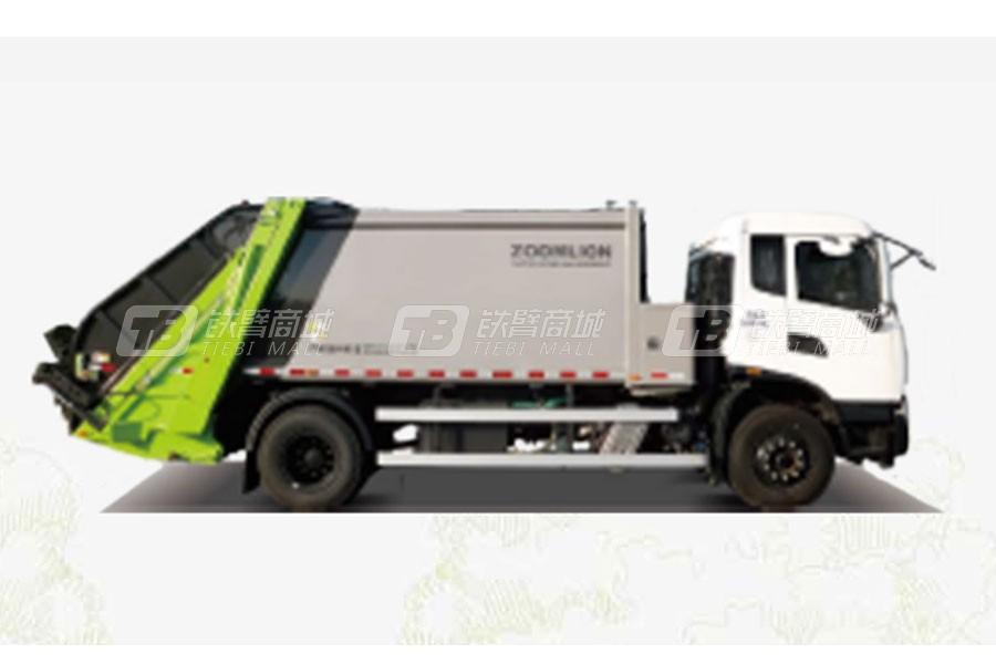 盈峰环境ZBH5081ZYSDFE6NG垃圾车