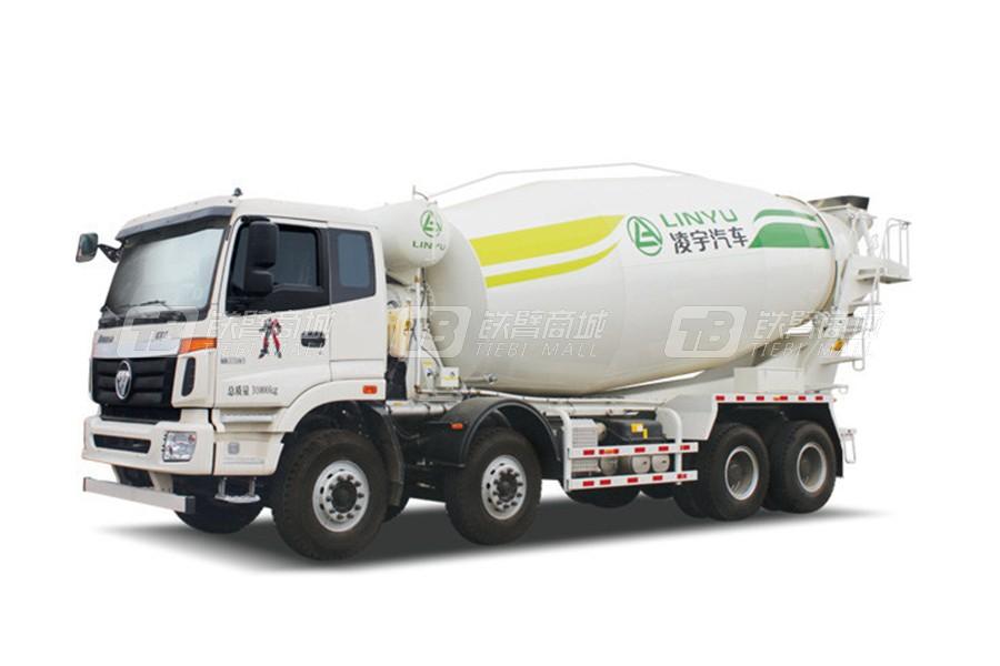 凌宇汽车CLY5318GJB36E5混凝土搅拌运输车