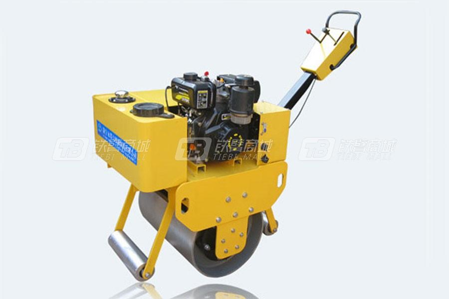 永得力YDL-170F手扶式单轮(柴油)小型压路机