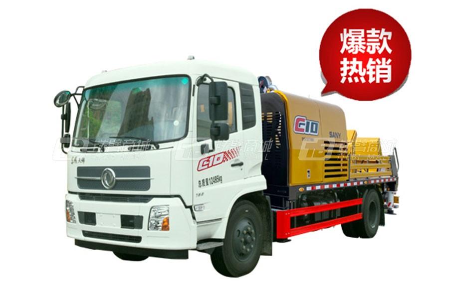 三一SY5128THBE-10023C-10S车载泵
