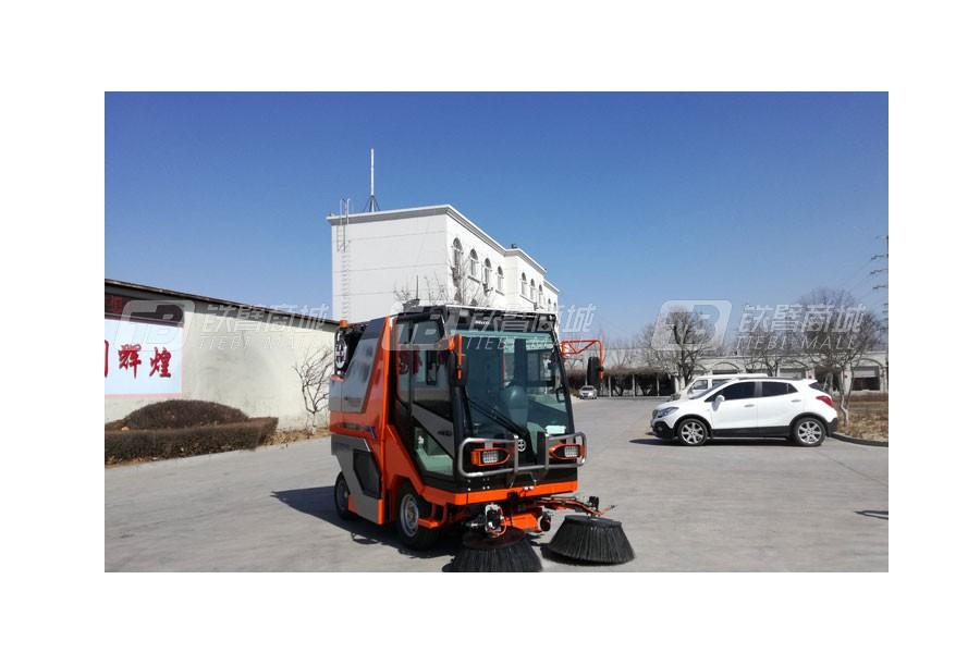 同辉汽车QTH8501-2清扫车