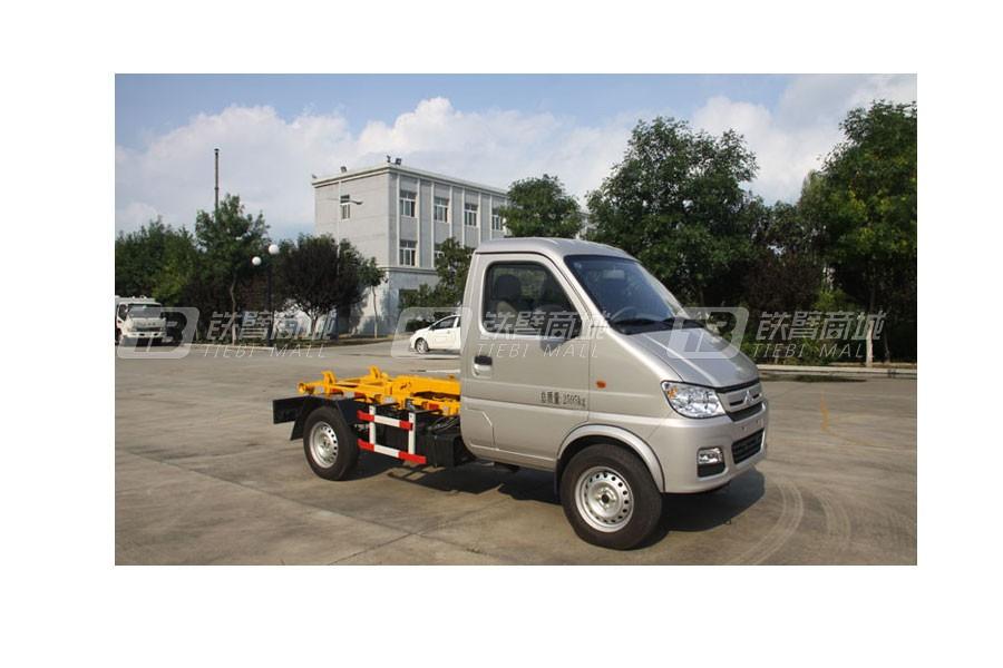 同辉汽车QTH5034ZXX垃圾车