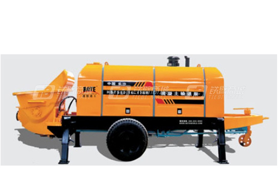 波特HBTS80.13-129R柴油机力士乐拖泵