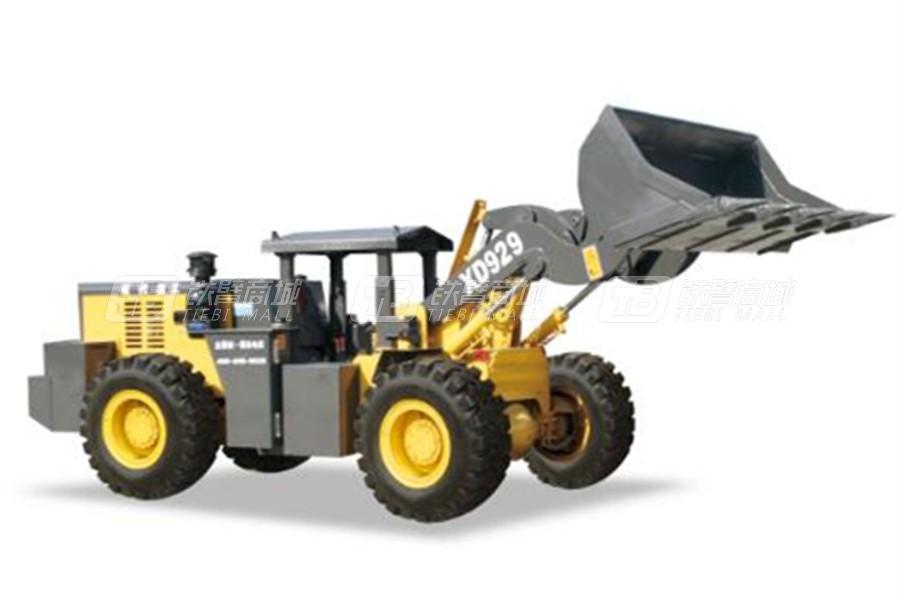 现代重工XD929轮式装载机