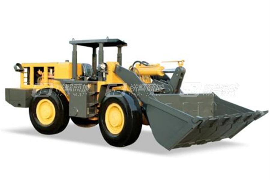 现代重工XD935宽型(2.4米)轮式装载机