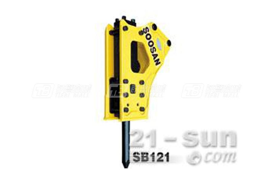 水山SB121破碎锤