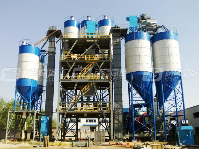 陕西科尼乐GDW3000阶梯式干粉砂浆生产线