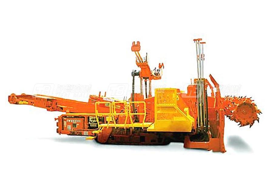 国际煤机EBM340掘锚一体重型掘进机
