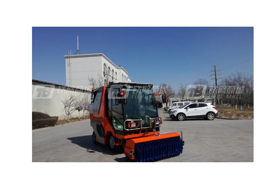 同辉汽车QTH8501清雪车