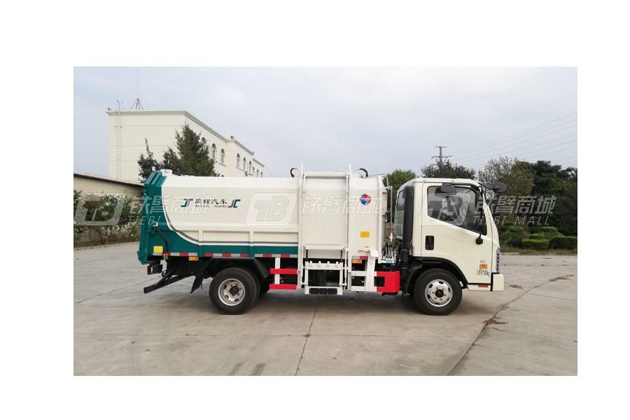 同辉汽车QTH5075ZZZA垃圾车