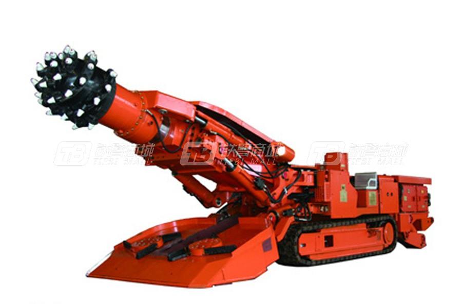 国际煤机EBZ150C中型掘进机