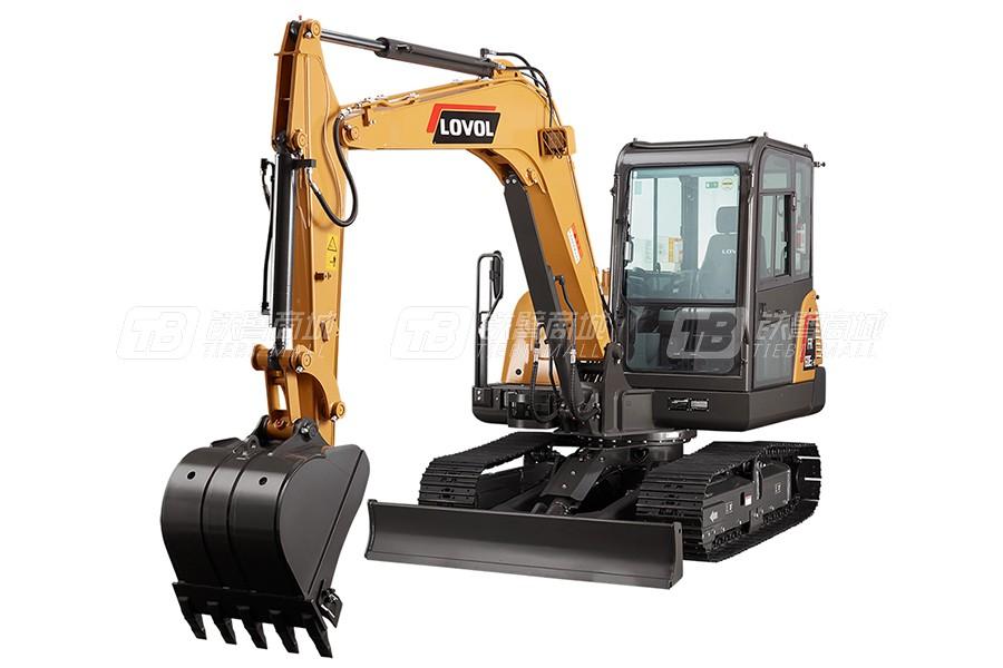 雷沃重工FR60E2-H履带beplay官方在线客服(小挖)