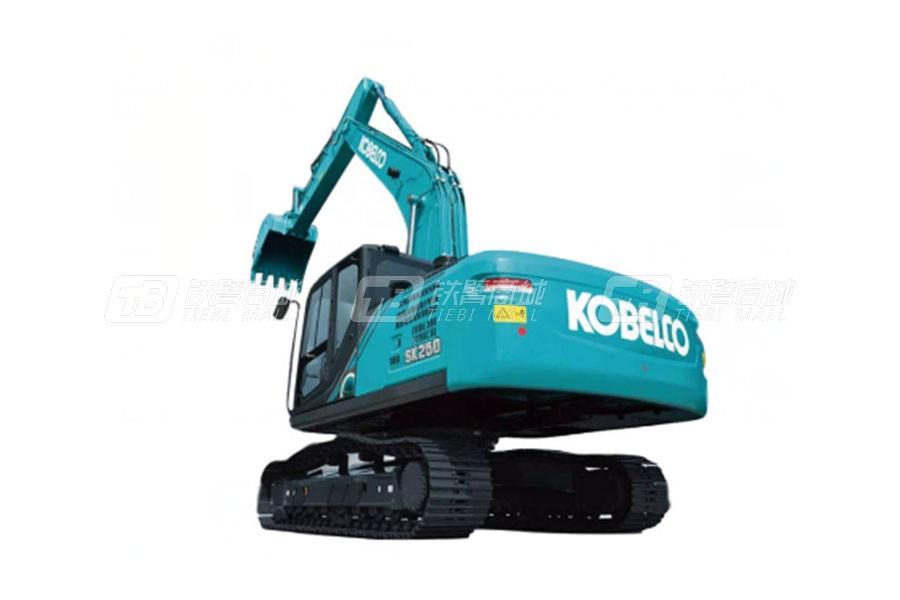 神钢SK250-10履带挖掘机