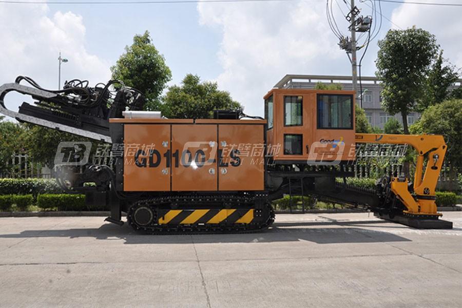 谷登机械GD1100-L/LS水平定向钻