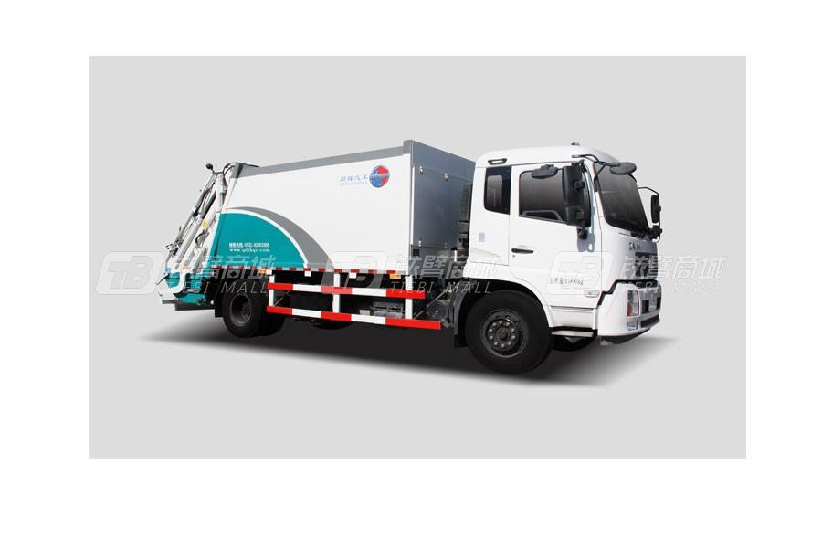 同辉汽车QTH5181ZYS垃圾车