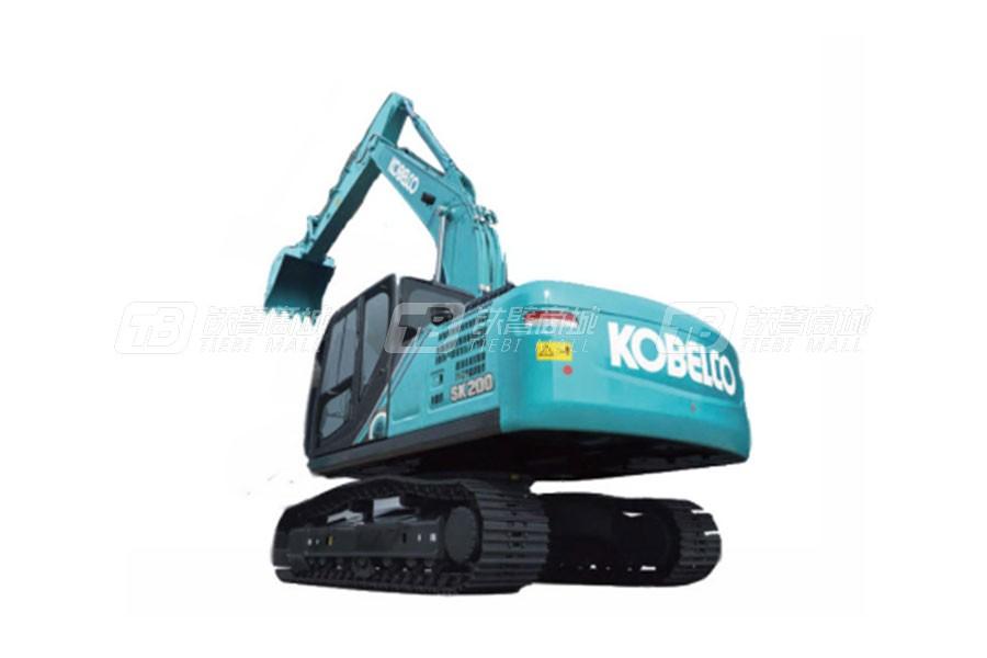 神钢SK200-10 SuperX履带挖掘机
