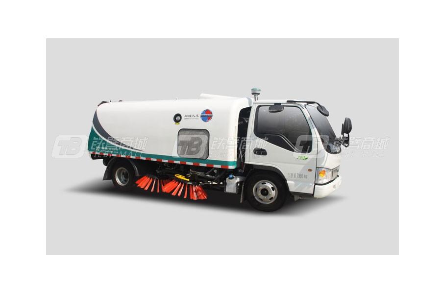 同辉汽车QTH5078ZZZA垃圾车