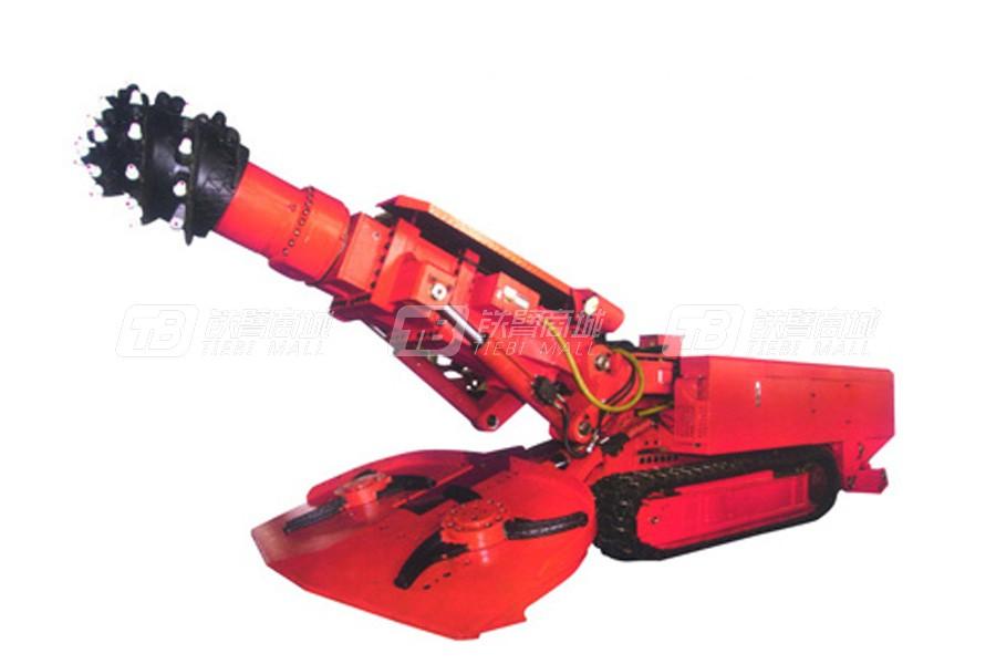 国际煤机EBZ120中型掘进机
