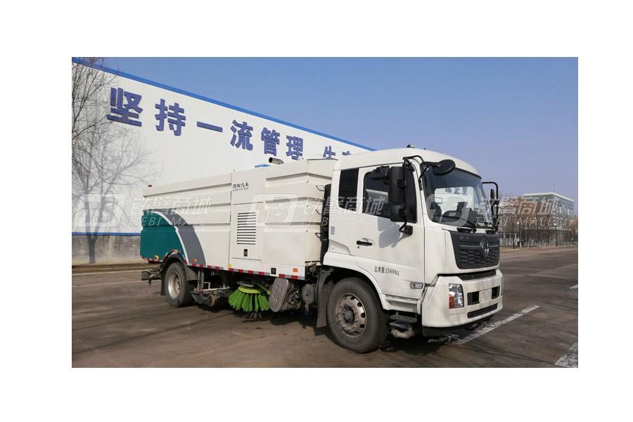 同辉汽车QTH5033GQX清洗车