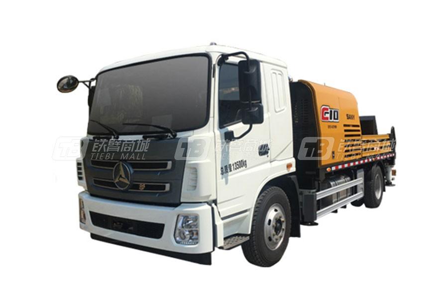 三一SY5143THBF-9025C-10S车载泵