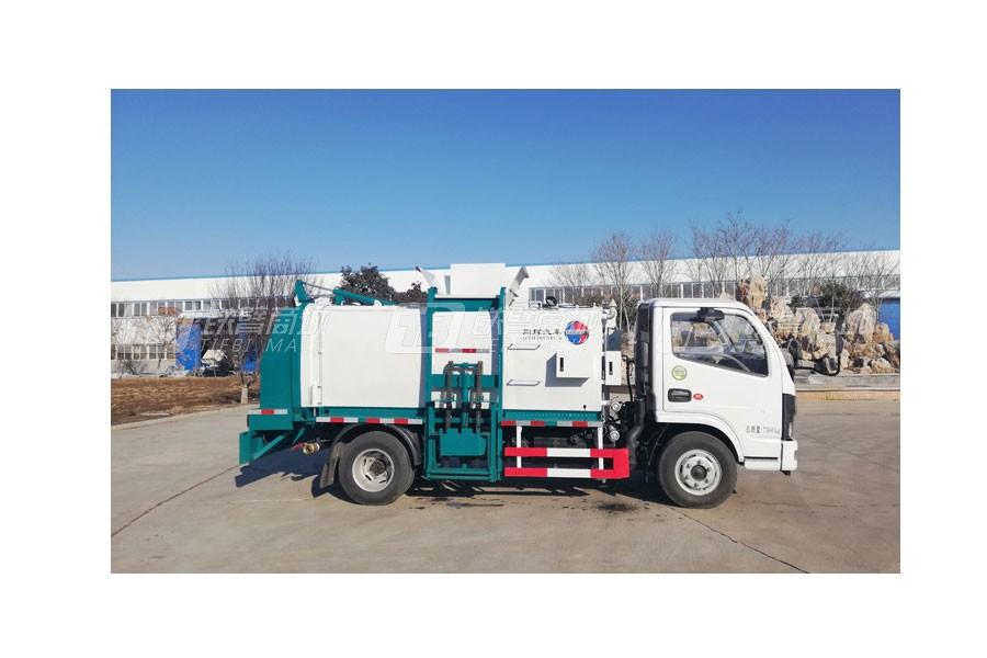 同辉汽车QTH5075TCA垃圾车