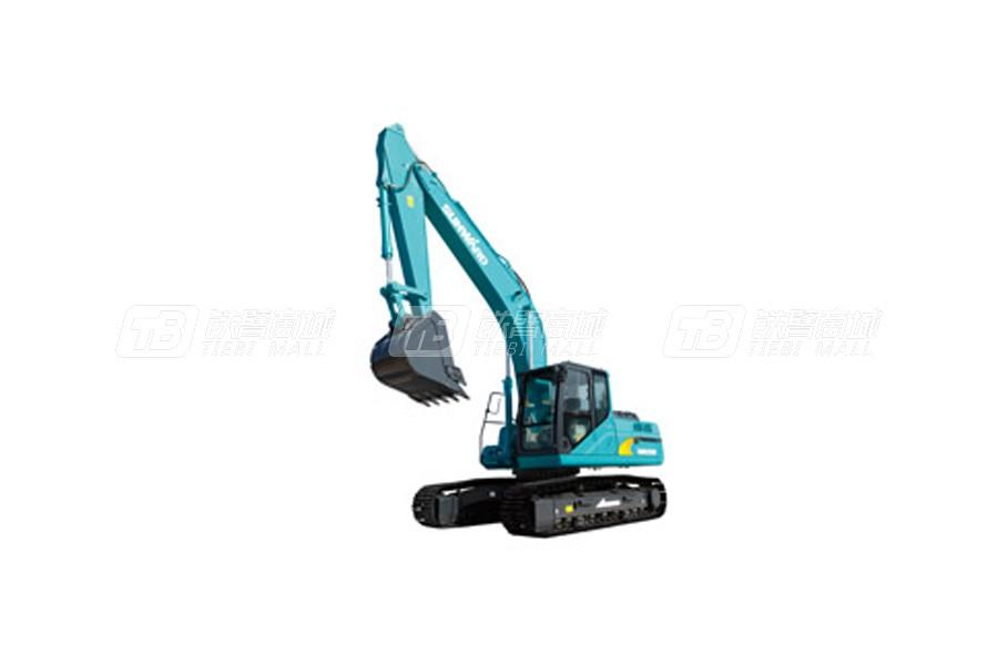山河智能SWE230E挖掘机