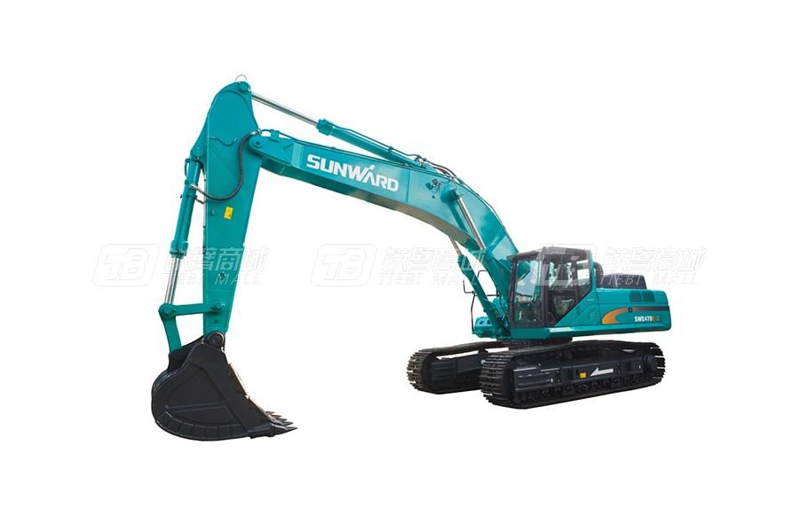 山河智能SWE470E-3挖掘机