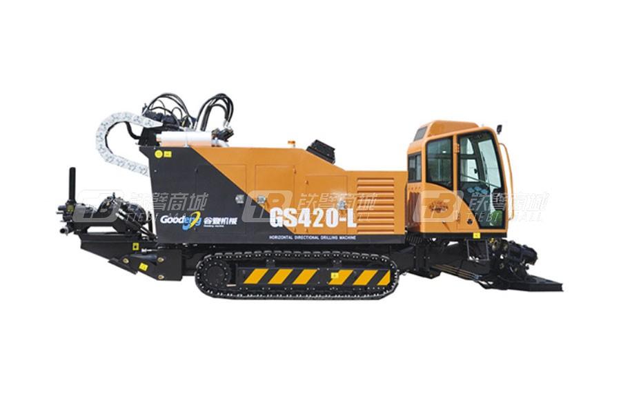 谷登机械GS420-L/LS水平定向钻