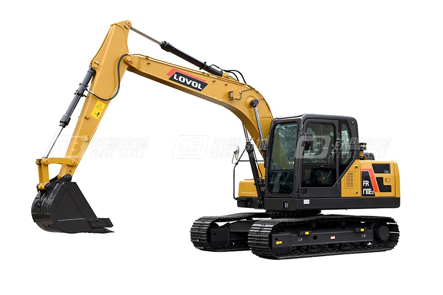 雷沃重工FR170E2履带挖掘机