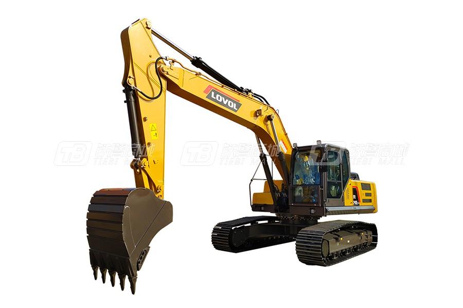 雷沃重工FR240E2-H履带挖掘机