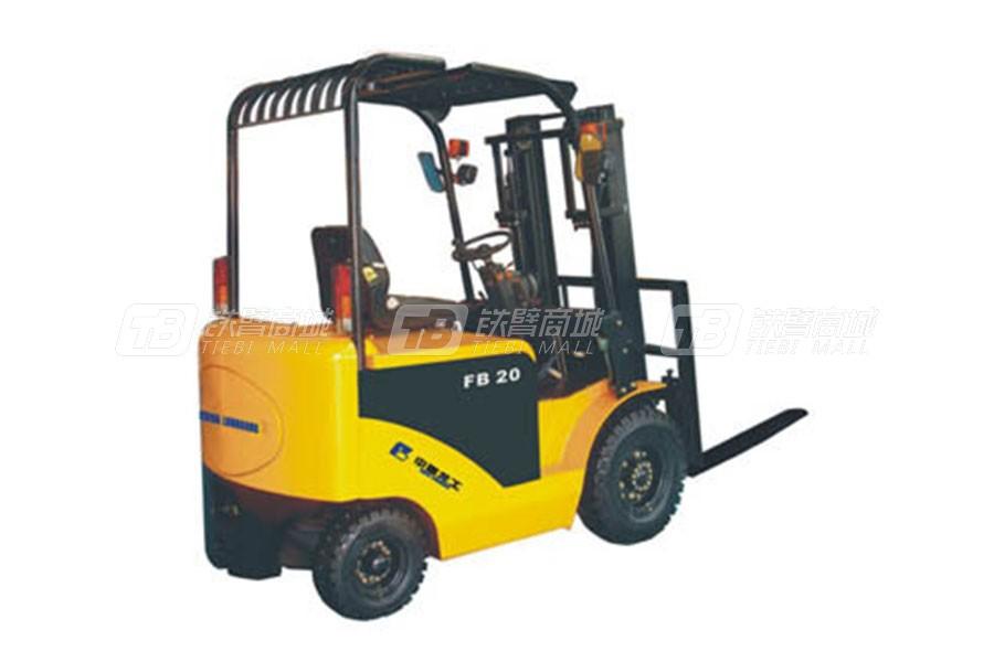 摩纳凯FB20蓄电池平衡重叉车