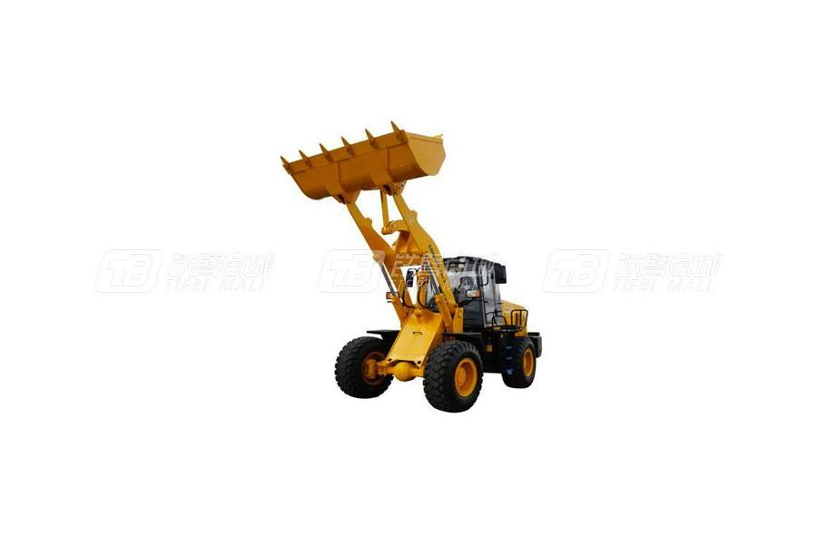 龙工CDM836N轮式装载机