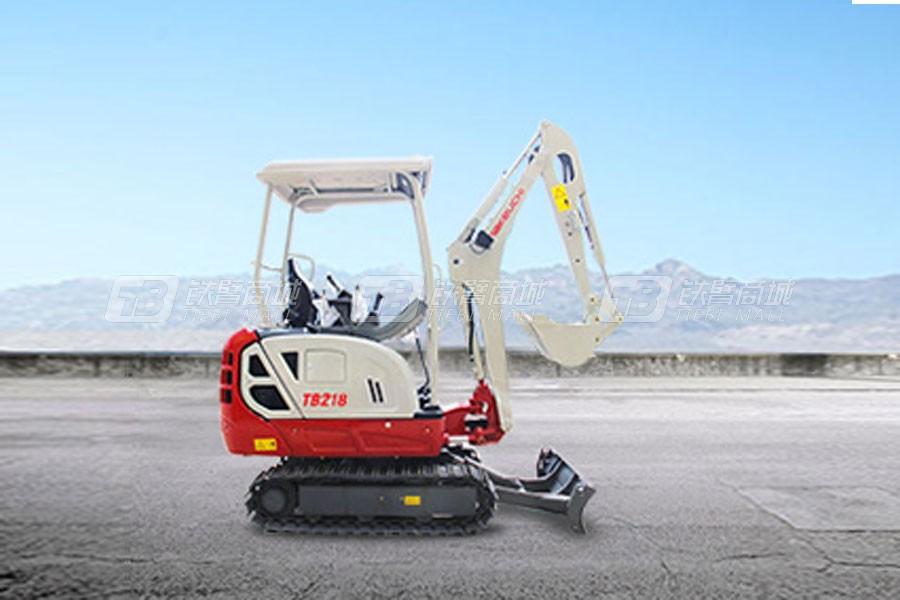 竹内TB218履带挖掘机