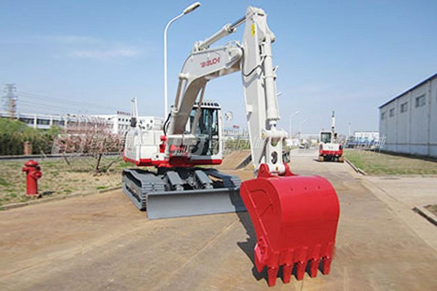 竹内TB1135C履带挖掘机