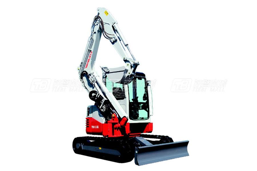 竹内TB153FR履带挖掘机
