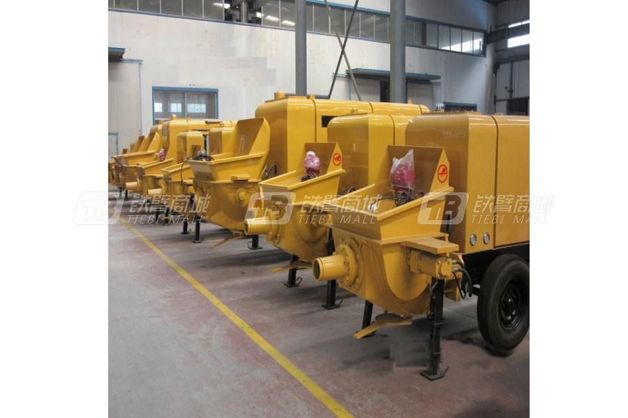 泰沃机械HBTS20-8-30细石混凝土输送泵