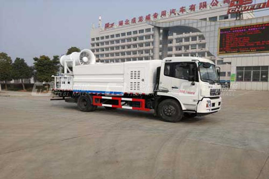 楚飞CLQ5180TDY5D清扫车