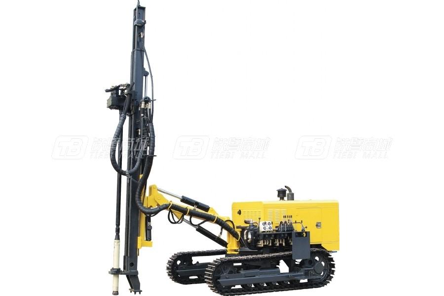 开山KG930A高风压履带式潜孔钻车