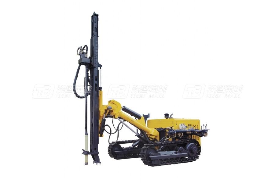 开山KG935高风压履带式潜孔钻车