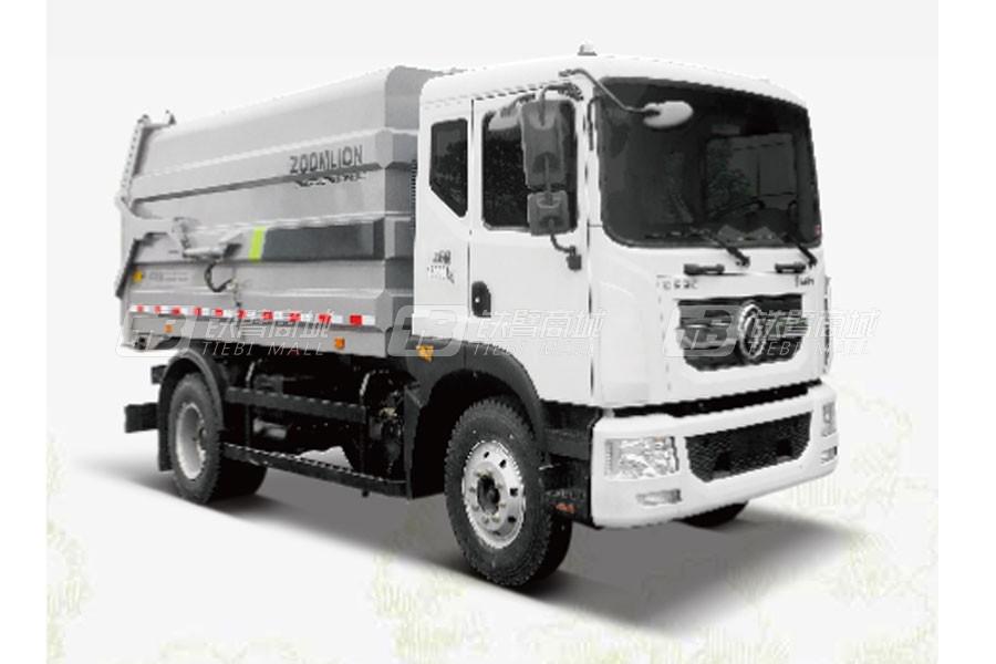 盈峰環境ZBH5162ZDJEQY5壓縮式對接垃圾車