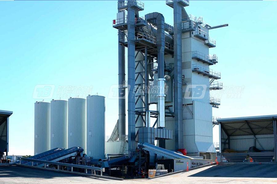 安迈ABP 240-400 HRT间歇式沥青搅拌站